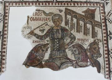 dougga charioteer mosaic